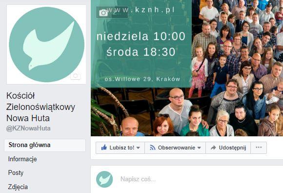 Facebook KZNH